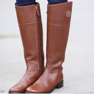 NWOT Tory Burch Junction Riding Boots 6 1/2
